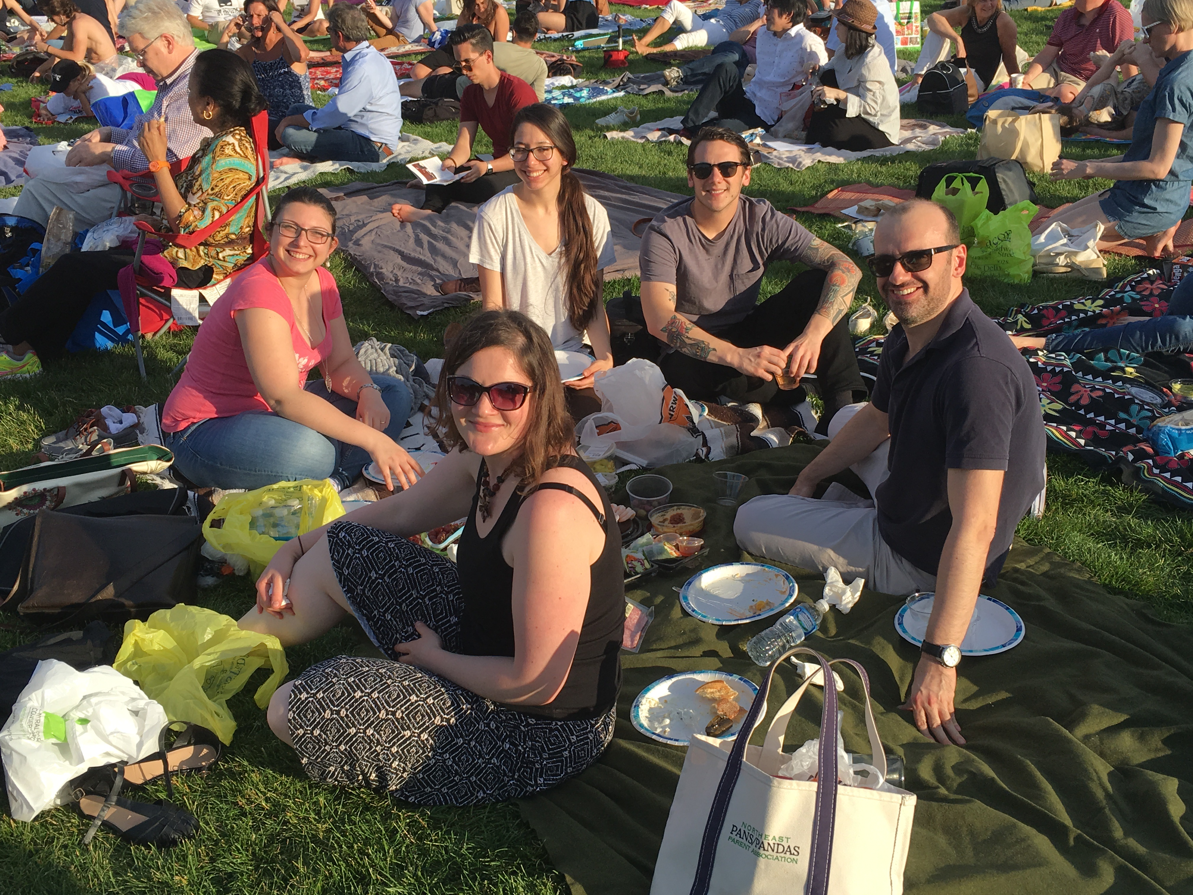 NY Philharmonic Concert in the Park, Central Park, June 2016